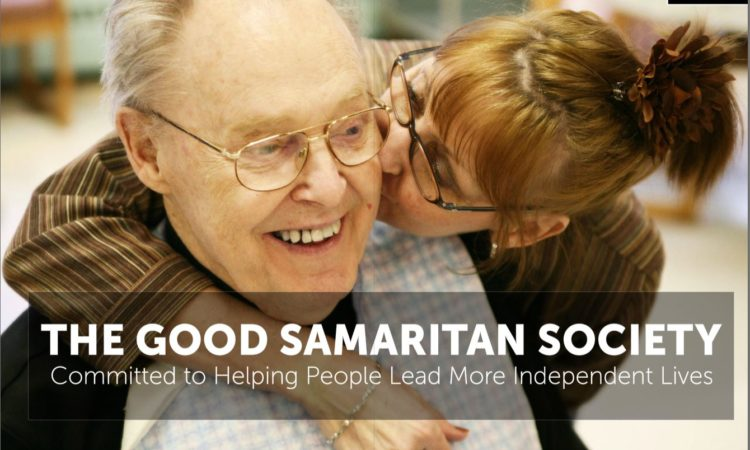 The Good Samaritan Society Committed to Helping People Lead More Independent Lives