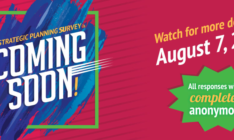 COMING SOON: The Strategic Planning Survey!