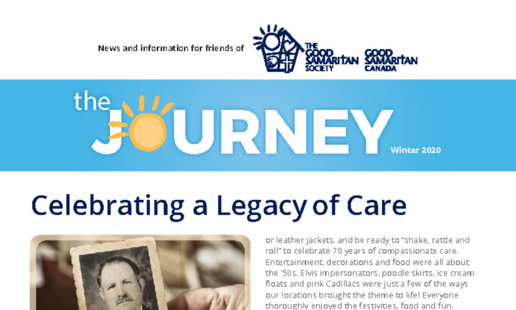 The latest edition of The Journey is now available!