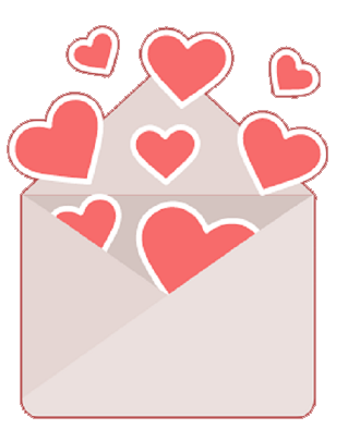 Click here to send a personalized valentine to someone in our care and support the Sweethearts for Seniors fundraising campaign